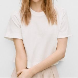 Wilfred Tops - Wilfred Cropped T-Shirt